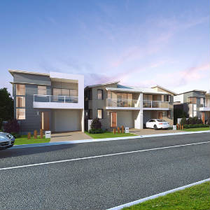 Small Lot Project, 'The Meadows', Pimpama