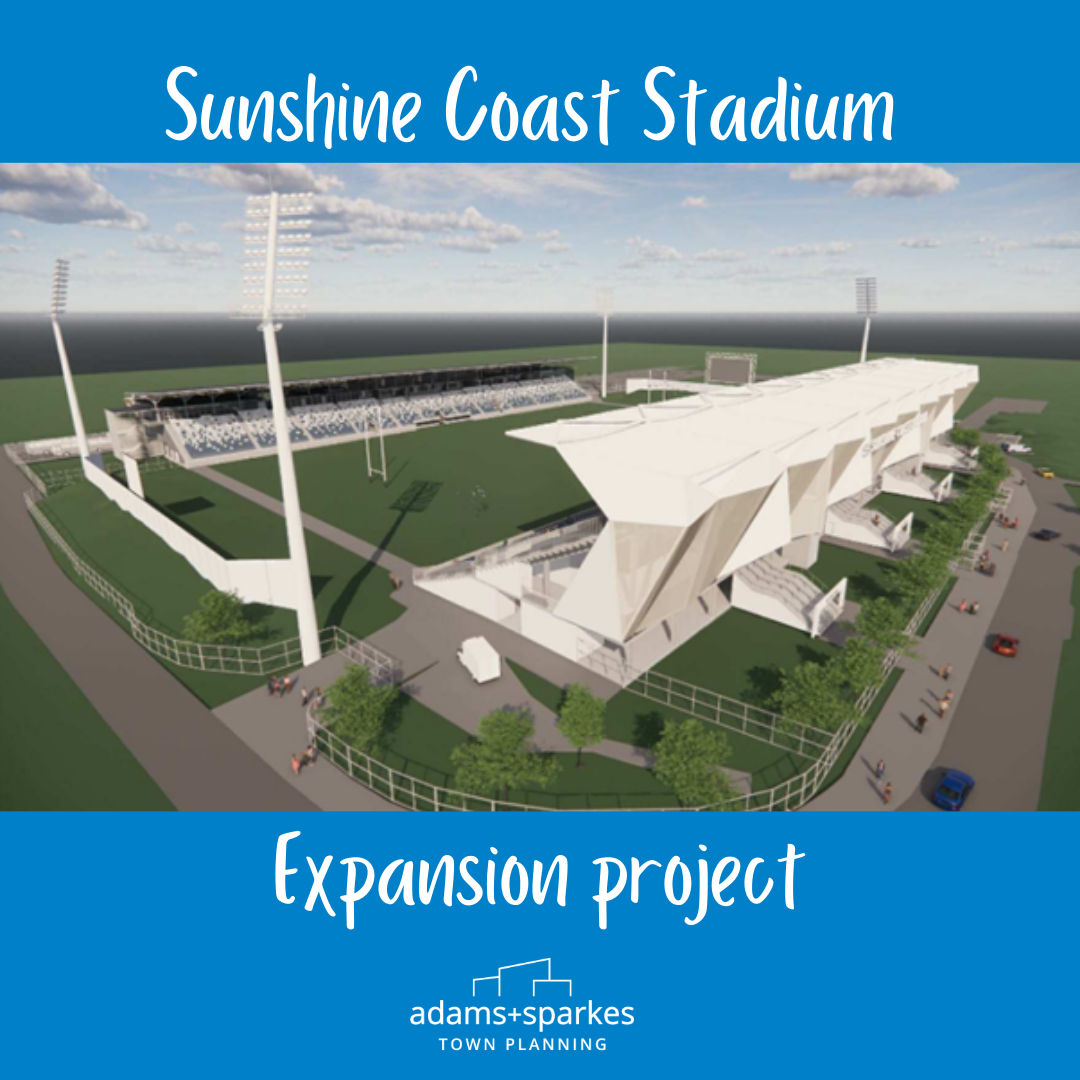 Sunshine Coast Stadium Expansion