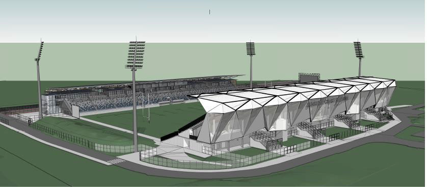 Adams + Sparkes Town Planning - Sunshine Coast Stadium