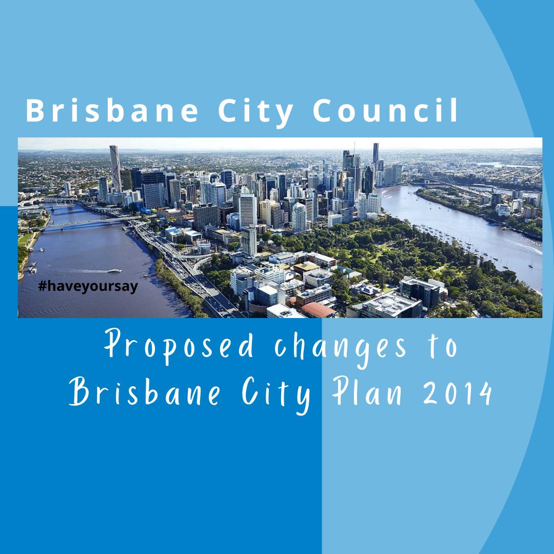 Brisbane City Council | Citywide Amendments Packages