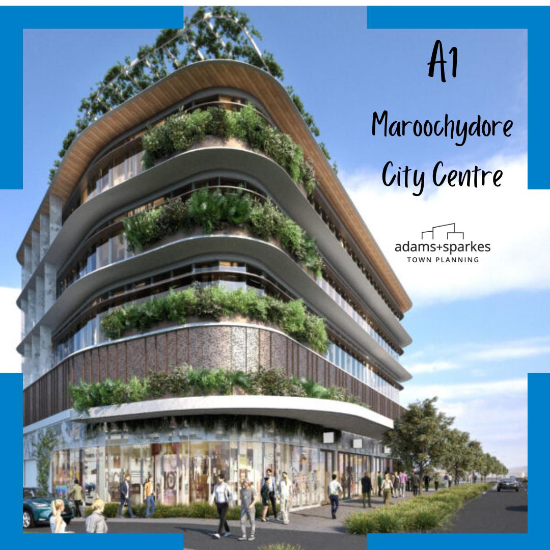 A1 – Maroochydore City Centre